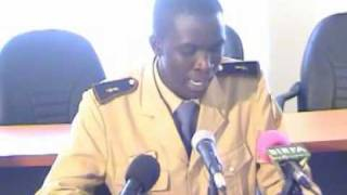 Meilleur discours de la jeunesse Africaine 2009