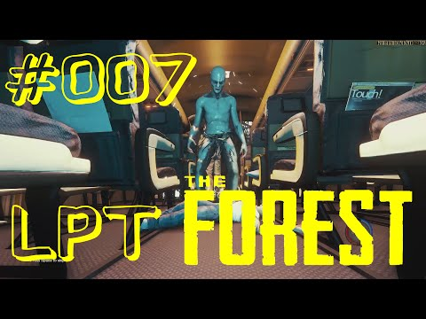 THE FOREST [HD] #007 - LPT - Zurück in die Natur ★ Let's Play Together The Forest