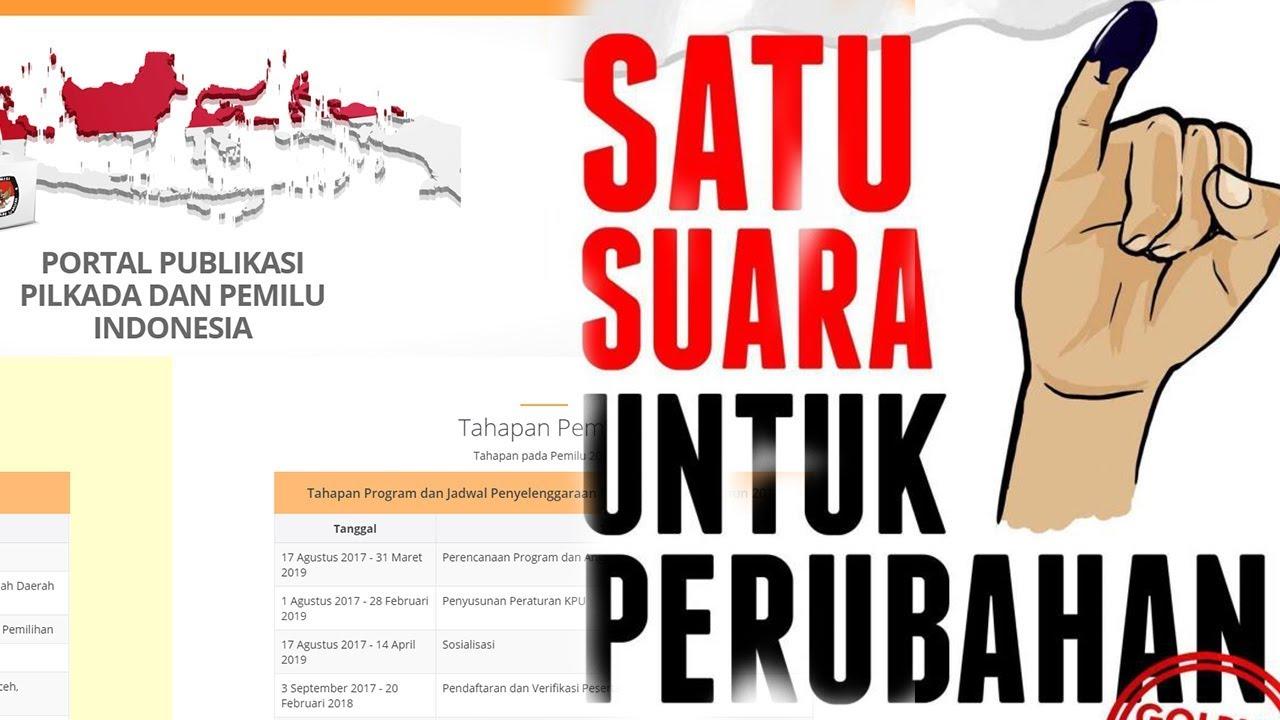 Pilkada Serentak Digelar 27 Juni, Ini Cara Mengecek Apakah Anda Terdaftar Jadi Calon Pemilih