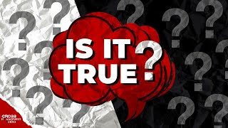 One Question You Should Always Ask An Unbeliever.