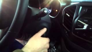 Активация системы Эра-Глонасс на автомобиле Lada Vesta