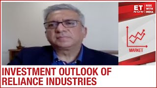 What is the investment outlook of Reliance Industries? | Nitin Raheja to ET Now - Download this Video in MP3, M4A, WEBM, MP4, 3GP
