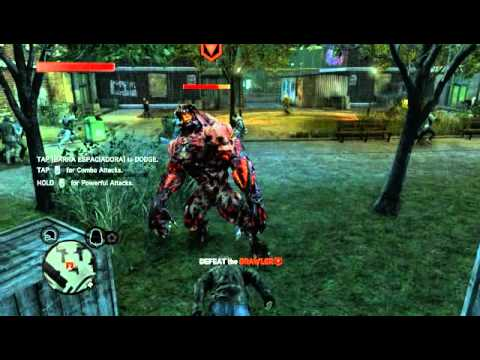 Gameplay de Prototype 2