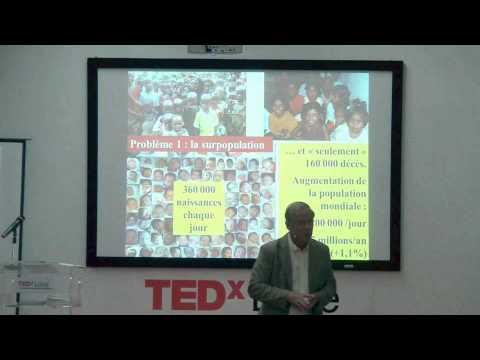 Bruno Parmentier: Nourrir l'humanité at TEDxLoire