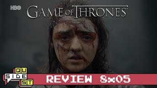 Game Of Thrones 8x05: The Bells - Análise, Teorias E Episódio Explicado
