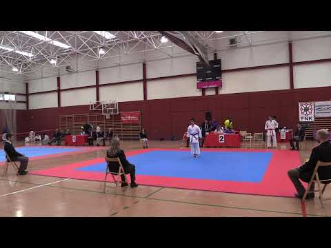 JDN Kata y Kumite Cadete y Junior 201018 Video 8