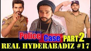 Real Hyderabadi #17 | Police Case 2 | Best Hyderabadi Comedy Video | DJ Adnan Hyd | Abdul Razzak