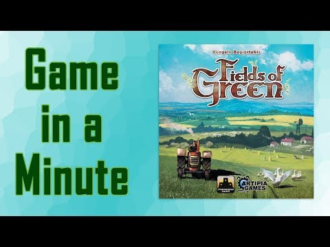 Game in a Minute: Fields of Green