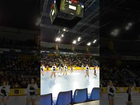 Ligue des Champions Metz Handball - Cathy, Mathieu et les Mordus de la Piste