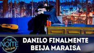 Danilo finalmente beija Maraisa | The Noite (14/03/19)