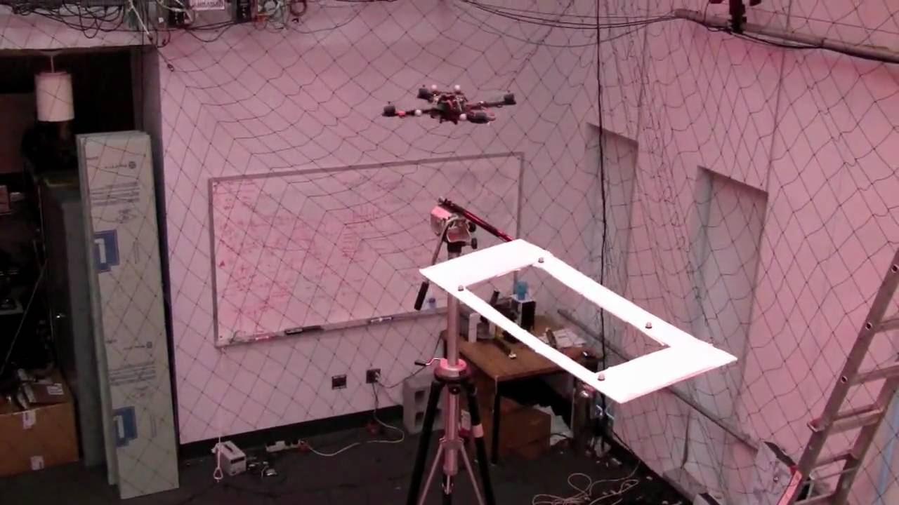 The Drone That Can Get Through Your Window (And Kill You While You Sleep)