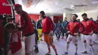 Arsenal v Manchester City   TunnelVision
