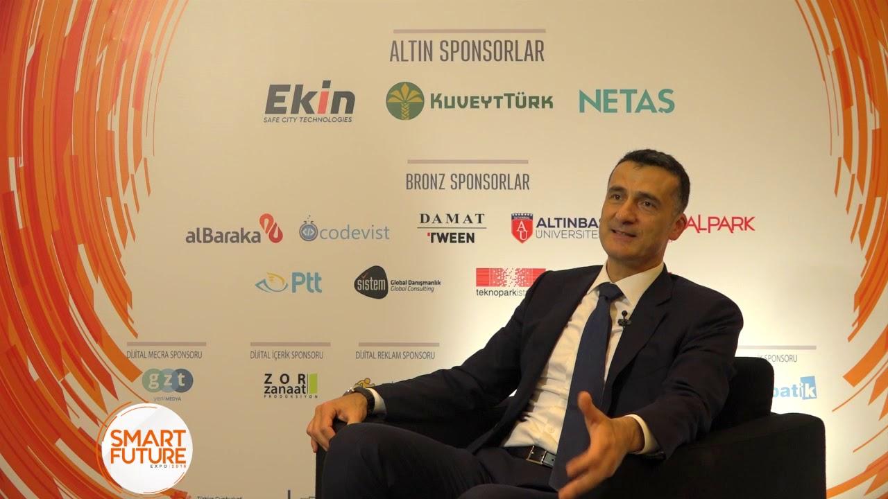 Akif EKİN - Ekin Teknoloji Yönetim Kurulu Başkanı