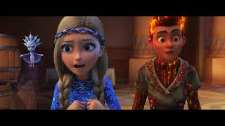 Snow Queen: Fire And Ice - Trailer