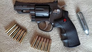 Crosman SNR357 CO2 Dual Ammo Full Metal Revolver