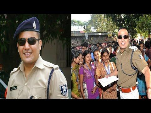 अब बिहार में नहीं दिखेगा सिंघम SP शिवदीप लांडे का खौफ | Patna SP Shivdeep Lande To Get Transferred