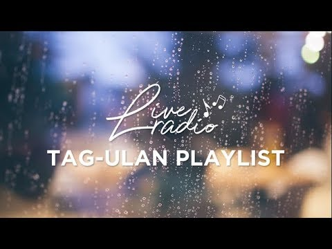 Tag-ulan Playlist | Non-Stop OPM Songs ♪