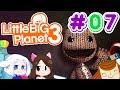 RSP - Little Big Planet 3 - Ep. 07: Les cryptes croulantes