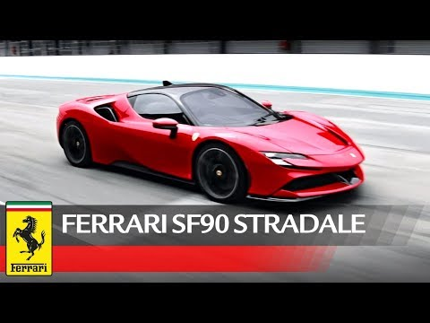 Ferrari 페라리 SF90 Stradale