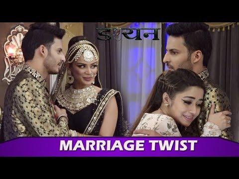 Daayan: Akarsh Forgets Janhvi & Marries Sapt-Roopa, Janhvi Breaksdown