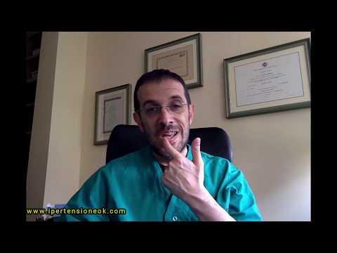 Encefalopatia ipertensiva 2 gradi con sindrome vestibolare-atattico