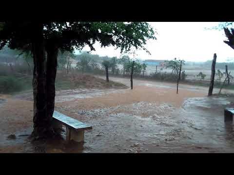 Chuva em Adustina Bahia
