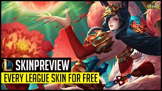 SkinPreview - Get Every League Skin
