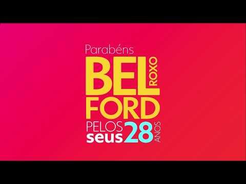 Vinheta do Aniversário de Belford Roxo - Globo RJ (2018)