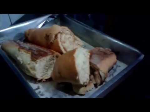Como fazer Pão Caseiro (Com e sem recheio)PRETONACOZINHA