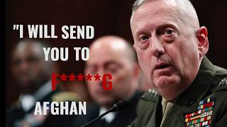 """""""I will send you to f***ing Afghanistan"""""""