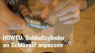 KFZ Türschließzylinder codieren  | ct0f #27