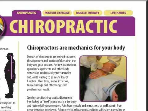 Posture and Chiropractic PCA Online CE