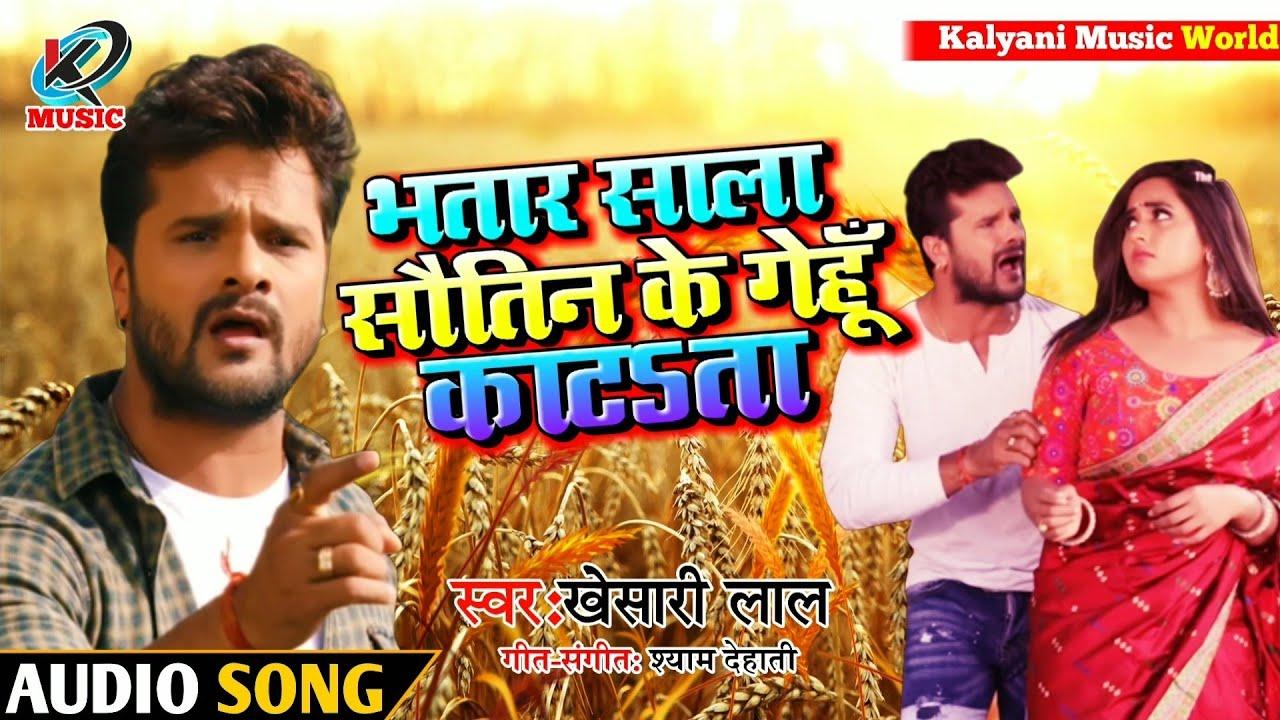 Bhatar Sala Sautin Ke Gehu Katata Hindi lyrics