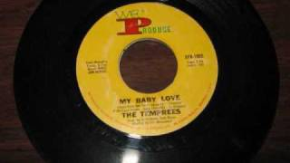 The Temprees - My Baby Love