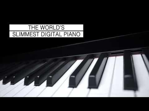 Цифровое фортепиано Casio PX-S1000WE