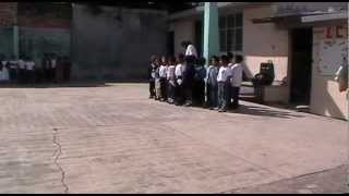 preview picture of video 'Homenaje que se llevó a cabo el día 29/Octubre/2012 Esc. Prim. Venustiano Carranza'