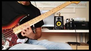 Liberty City (Jaco Pastorius) - Bass Solo Arrangement