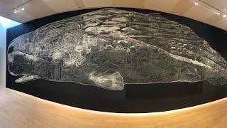 A Whale of An Art Talk: Jos Sances and Elizabeth Schultz LIVE