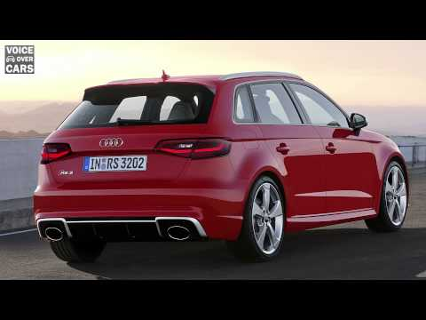 Sound Check: 2015 Audi RS3 - Exhaust Sound - Acceleration
