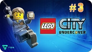 preview picture of video 'LEGO City Undercover - Capitulo 3 - Español (WiiU) 1080p HD'