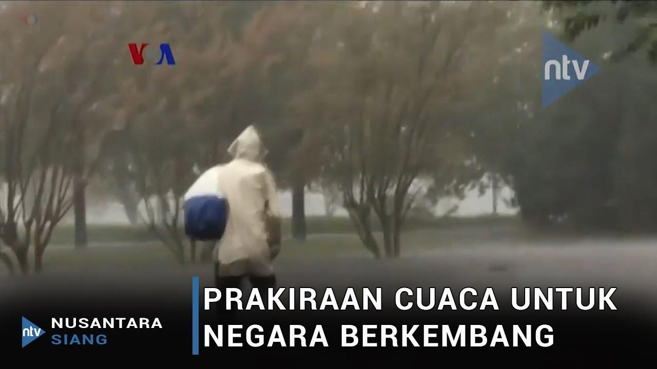 Prakiraan Cuaca Untuk Negara Berkembang