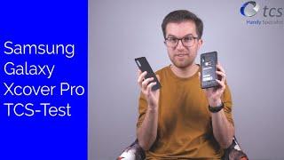 Samsung Galaxy Xcover Pro im TCS Test | Rückkehr des Wechselakkus?!