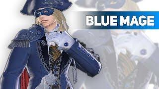 Final Fantasy Evolutions: Blue Mage Job Class (Final Fantasy V - Final Fantasy XIV)