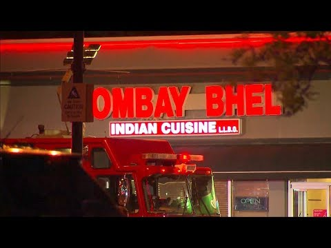 At least 15 injured in restaurant explosion in Mississauga, Canada