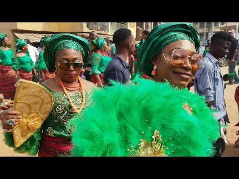 Izari Afa Agwuena Age Grade of Abiriba 2018 part 3