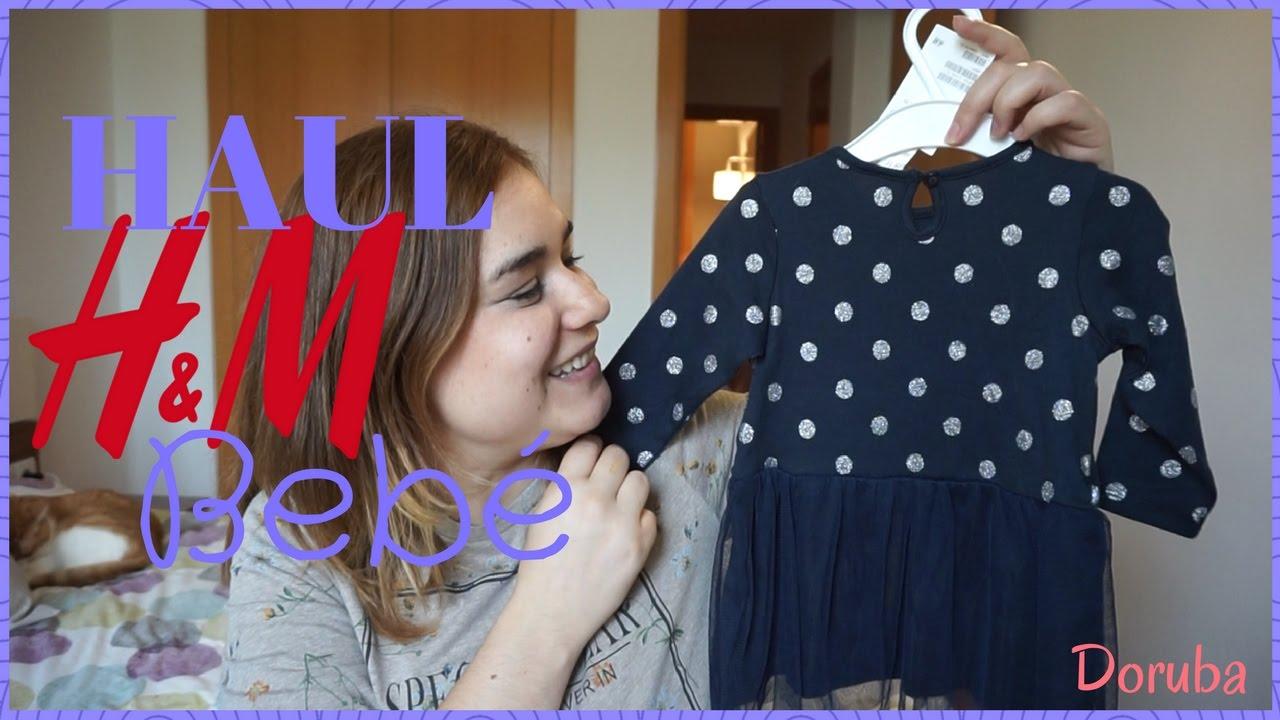 HAUL H&M ropa de bebé invierno -- Compra Black Friday -- Doruba