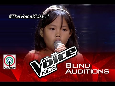 "The Voice Kids Philippines 2015 Blind Audition: ""Natatawa Ako"" by Narcylyn"