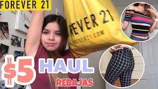 HAUL DE FOREVER 21 ♡ TRY-ON