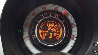 How fast can the Fiat 500 Pop go?