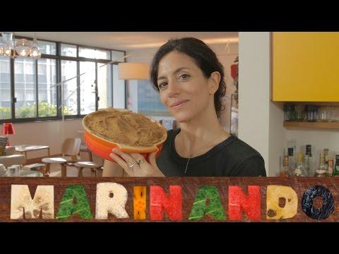 Torta de Figo e Castanha-do-Pará
